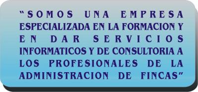 Programas Informáticos para Administración de Fincas